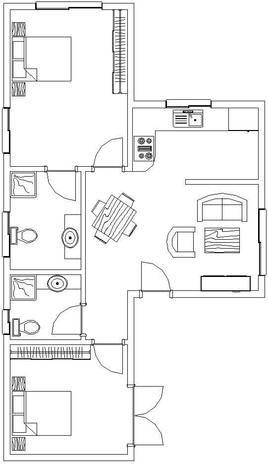 Planos modelo Bizkaia