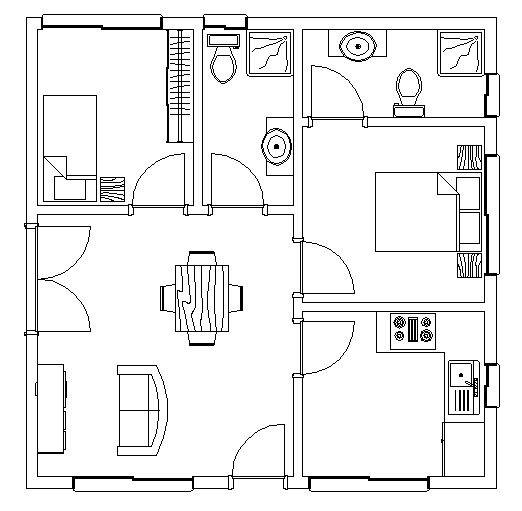 Planos Modelo Coruña