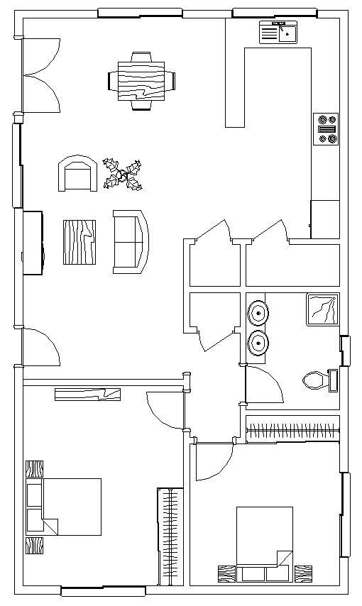 Planos modelo Rioja