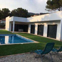álava-araba-detalle exterior con piscina