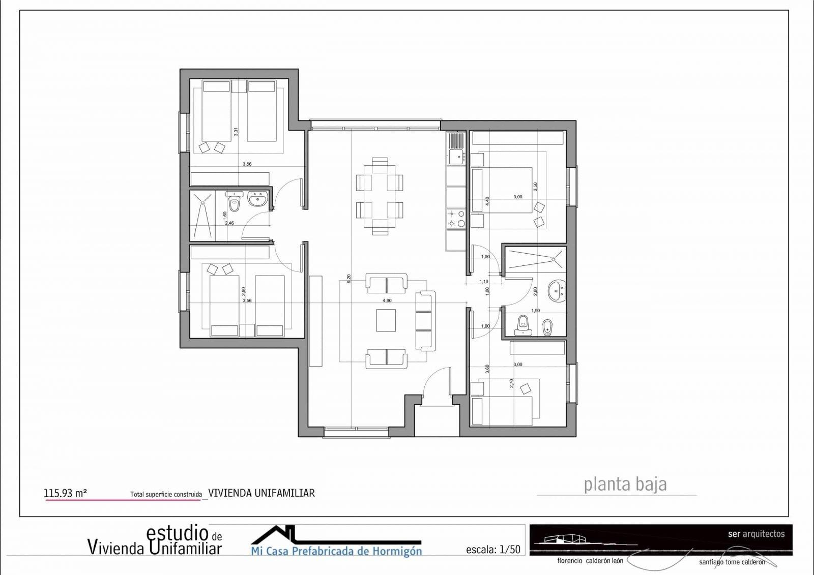 Planos modelo Girona 2020